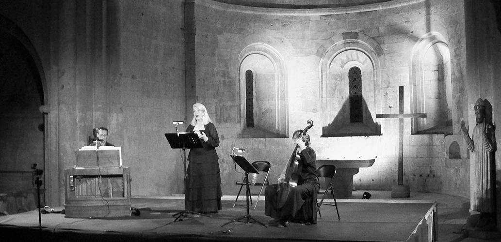 rencontre de musique médiévale du thoronet